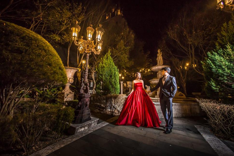 [自助婚紗] 文豪 & 欣潔│清境@老英格蘭莊園 自助婚紗│PRE-WEDDING(編號:562405) - Show Su Photography - 結婚吧