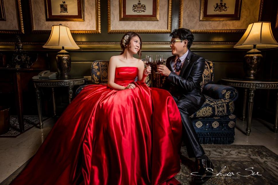 [自助婚紗] 文豪 & 欣潔│清境@老英格蘭莊園 自助婚紗│PRE-WEDDING(編號:562407) - Show Su Photography - 結婚吧