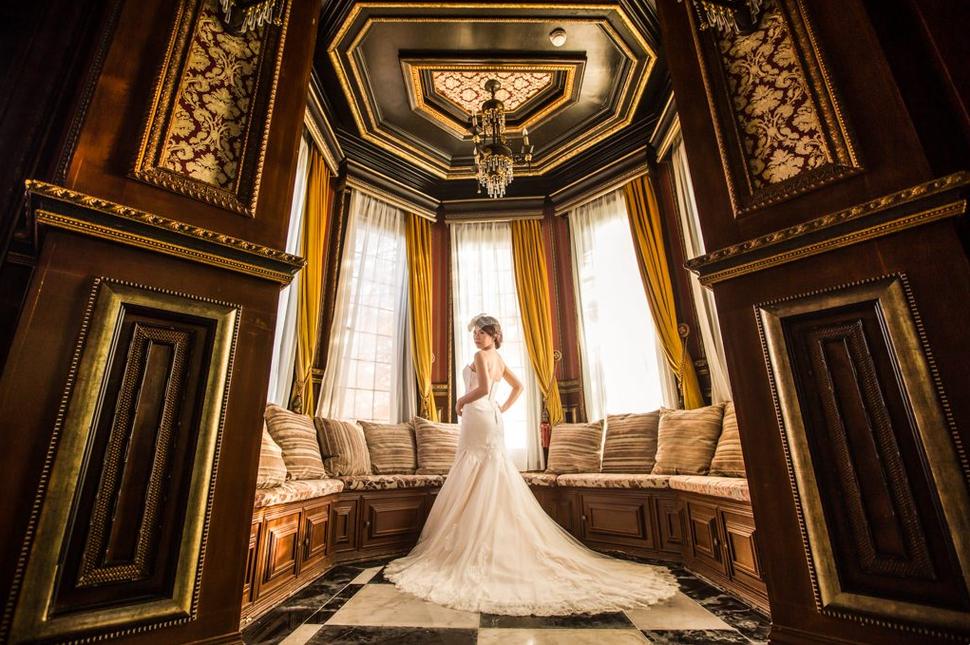 [自助婚紗] 文豪 & 欣潔│清境@老英格蘭莊園 自助婚紗│PRE-WEDDING(編號:562409) - Show Su Photography - 結婚吧