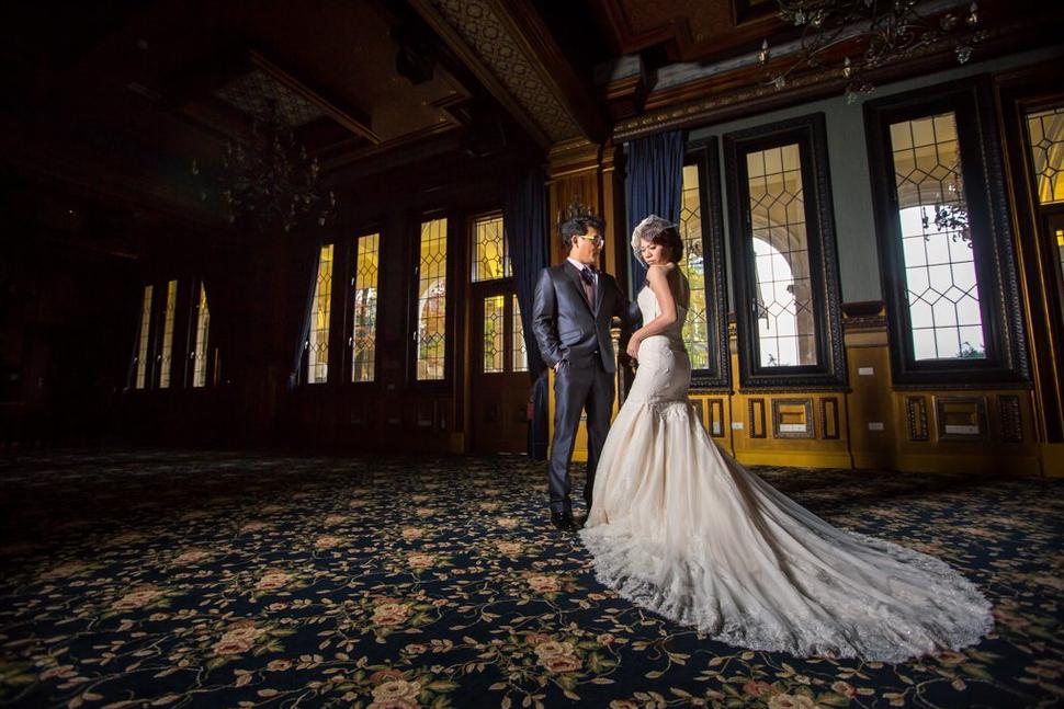 [自助婚紗] 文豪 & 欣潔│清境@老英格蘭莊園 自助婚紗│PRE-WEDDING(編號:562413) - Show Su Photography - 結婚吧