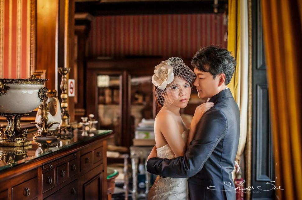 [自助婚紗] 文豪 & 欣潔│清境@老英格蘭莊園 自助婚紗│PRE-WEDDING(編號:562417) - Show Su Photography - 結婚吧