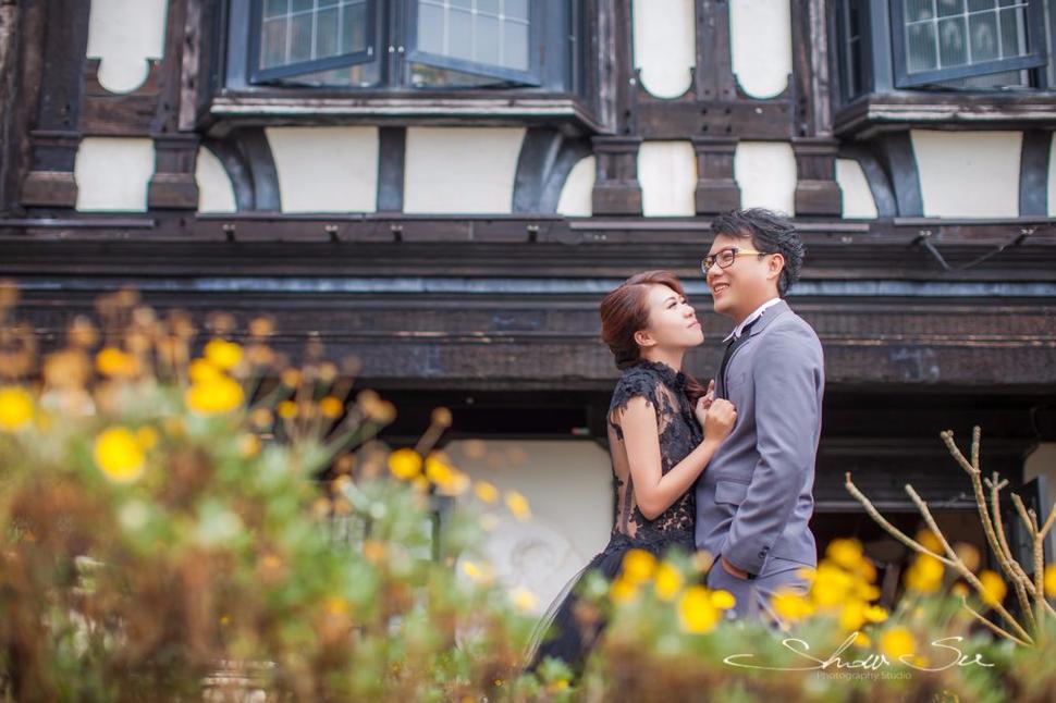 [自助婚紗] 文豪 & 欣潔│清境@老英格蘭莊園 自助婚紗│PRE-WEDDING(編號:562421) - Show Su Photography - 結婚吧