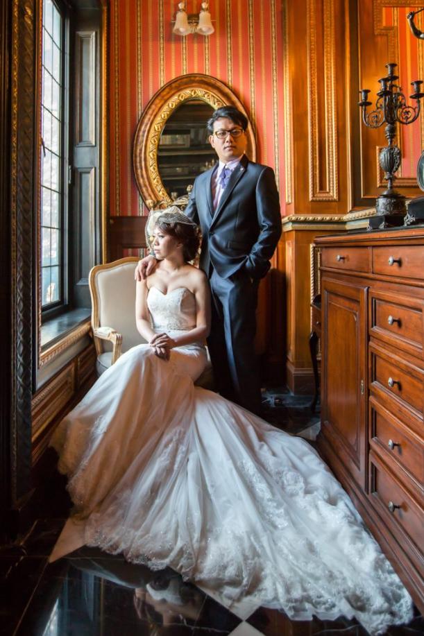 [自助婚紗] 文豪 & 欣潔│清境@老英格蘭莊園 自助婚紗│PRE-WEDDING(編號:562422) - Show Su Photography - 結婚吧