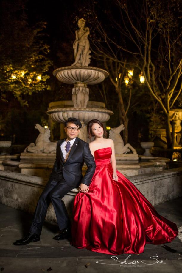 [自助婚紗] 文豪 & 欣潔│清境@老英格蘭莊園 自助婚紗│PRE-WEDDING(編號:562424) - Show Su Photography - 結婚吧