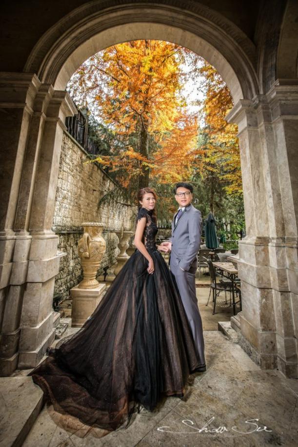 [自助婚紗] 文豪 & 欣潔│清境@老英格蘭莊園 自助婚紗│PRE-WEDDING(編號:562434) - Show Su Photography - 結婚吧