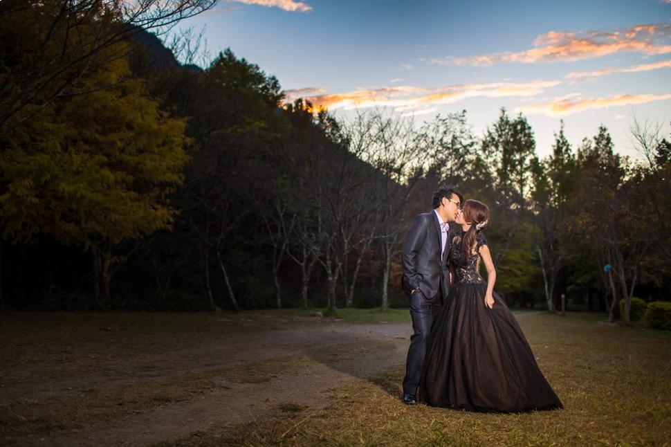 [自助婚紗] 文豪 & 欣潔│清境@老英格蘭莊園 自助婚紗│PRE-WEDDING(編號:562439) - Show Su Photography - 結婚吧