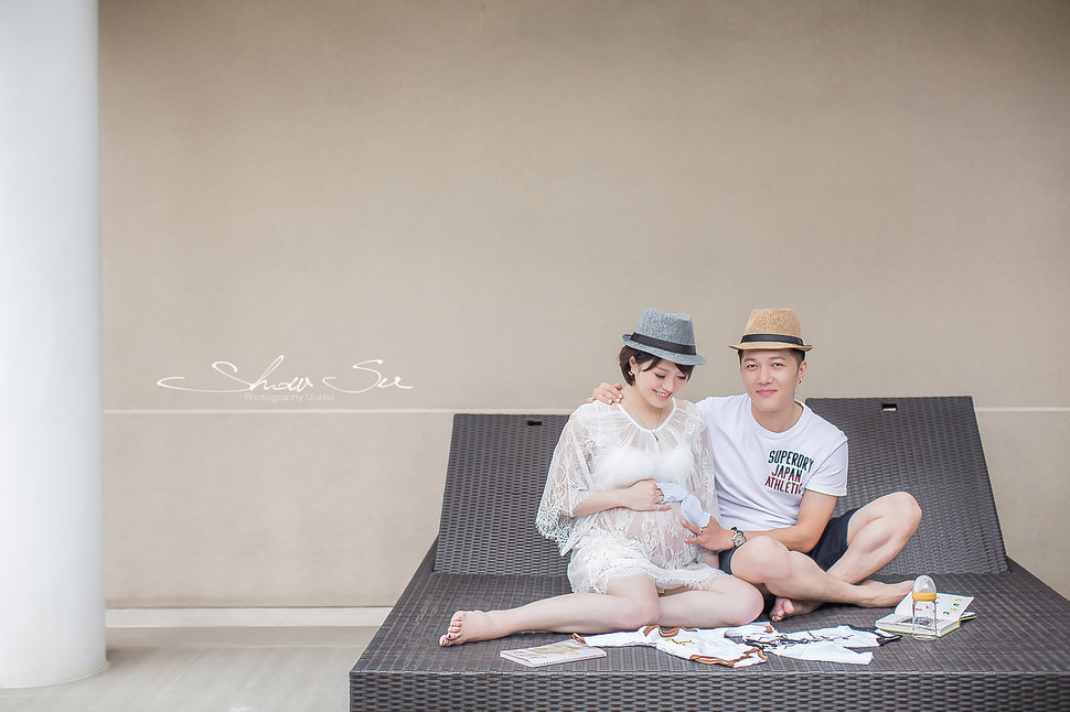 [孕婦寫真] 苡甄 32W(編號:564639) - Show Su Photography《結婚吧》