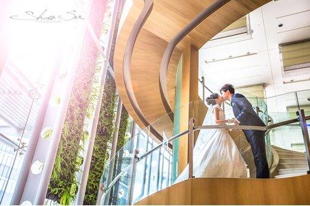 [婚攝] Masahiro & Chieh│台北@諾富特機場飯店│結婚午宴