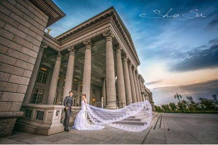 [自助婚紗] Shawn & Melissa│自助婚紗PRE-WEDDING