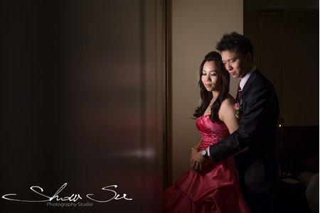 [婚攝] Jeremy & Nana│台北@國賓大飯店│結婚午宴