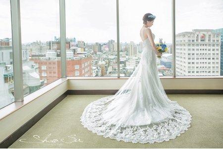 [婚攝] Steve & Maggie│台北@晶華酒店│迎娶儀式