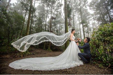 [自助婚紗] Chao & Sandra│自助婚紗 PRE-WEDDING