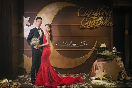 [婚攝] Carlton & Cynthia│台北@世貿三三│結婚晚宴