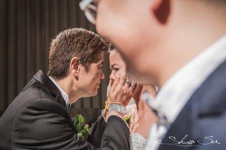 [婚攝] Leon & Judy│桃園@彭園會館│結婚晚宴@婚禮紀錄