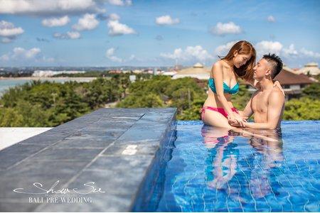 [海外婚紗] Eddie & Terri│峇里島│自助婚紗PRE-WEDDING