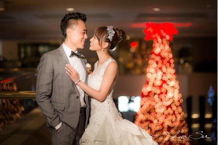[婚攝] Kevin & Polly│台北@晶華酒店│訂結儀式午宴