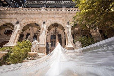 [自助婚紗] Wa & Catherine│老英格蘭│小瑞士│合歡山@自助婚紗│PRE-WEDDING