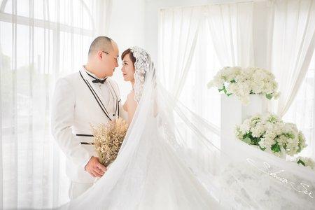 [自助婚紗] 祐安 & 珮凰│淡水莊園 婚紗基地@自助婚紗│PRE-WEDDING