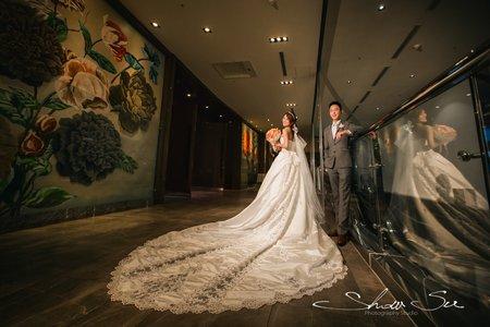 [婚攝] Tony & Jessie │台北@頤品大飯店│結婚午宴@婚禮紀錄