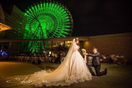 [婚攝] Teddy & Cynthia│台北@美麗華 華漾大飯店│晚宴客@婚禮紀錄