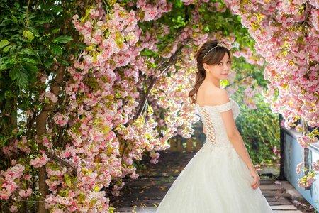 [自助婚紗] 育成 & 家蕍│淡水莊園 婚紗基地 自助婚紗│PRE-WEDDING