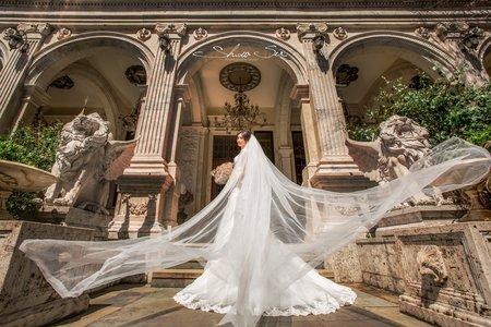 [自助婚紗] Kevin & Stacy│清境@老英格蘭莊園@清境農場 自助婚紗│PRE-WEDDING