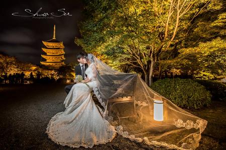 [京都婚紗] Masahiro & Chieh│日本京都│海外婚紗│自助婚紗│婚紗攝影PRE-WEDDING
