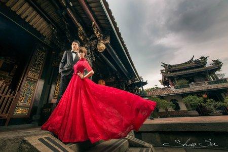[自助婚紗] KenZeng & Christine│自助婚紗@婚紗攝影│PRE-WEDDING