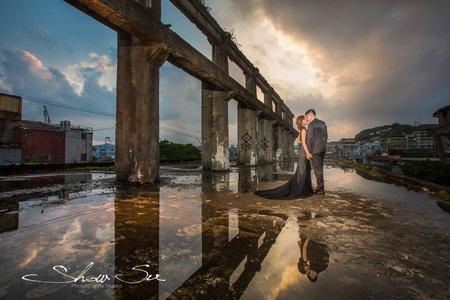 [自助婚紗] 麟傑 & 凱咪│自助婚紗@婚紗攝影│PRE-WEDDING