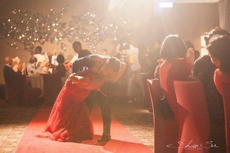 [婚攝] ALLEN & PRISCILLA|台北@W HOTEL |婚禮攝影|婚禮紀錄|美式婚禮