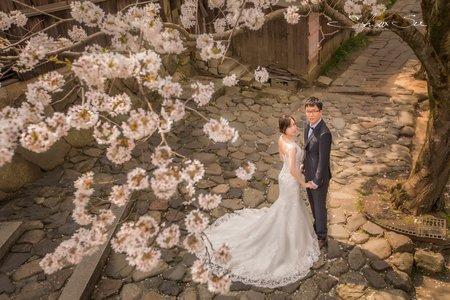 [京都婚紗] 邦硯 & 佳芝│日本京都│海外婚紗│婚紗攝影│自助婚紗PRE-WEDDING