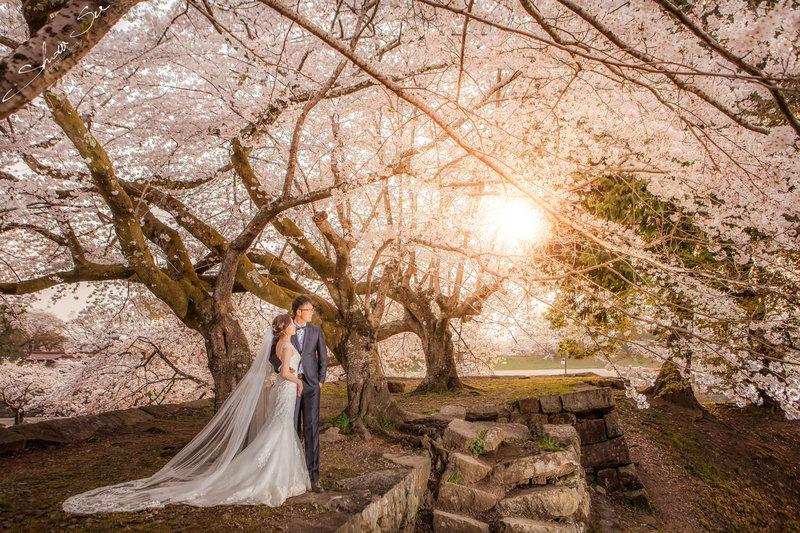 2021/四月份京都婚紗包套$65000作品