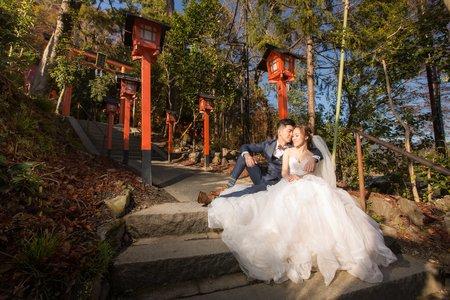 [京都婚紗] 建佑&莉婷│日本京都│日本婚紗│自助婚紗│婚紗攝影│PRE-WEDDING