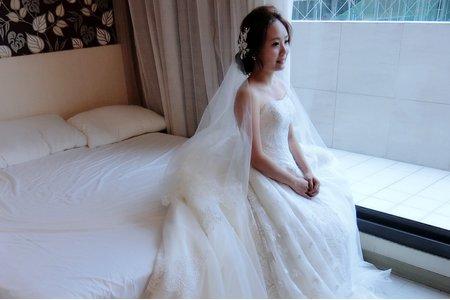 婚宴現場-白紗-迎娶&進場