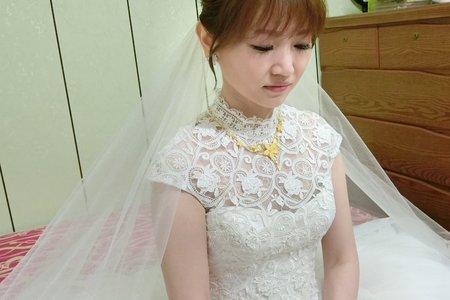 婚禮現場-迎娶造型