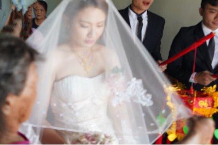 1005迎娶造型