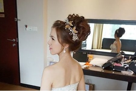 女神看這裡 婚禮當天怎麼能不美 ~新娘秘書 台北 結婚晚宴