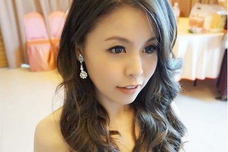 原髮色女孩~  台南 結婚午宴 新娘秘書
