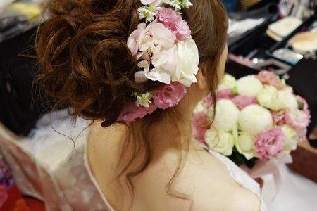 好愛鮮花搭配~ 新娘秘書 苗栗 結婚午宴