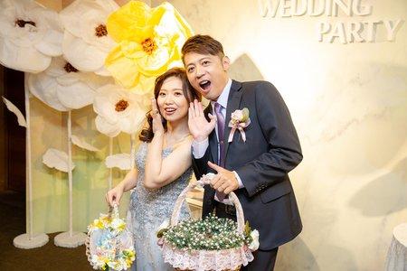 台南|婚禮紀錄 | 台南香格里拉大飯店