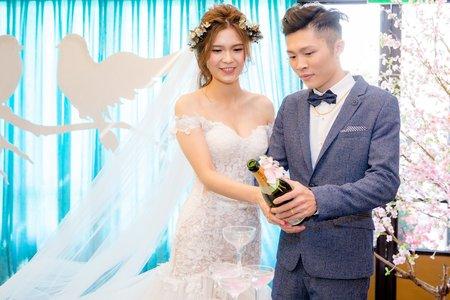 嘉義|婚禮紀錄 | 兆品酒店