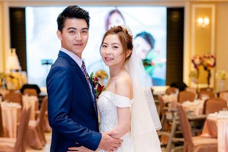 2019|婚禮紀錄|台南東東婚宴會館