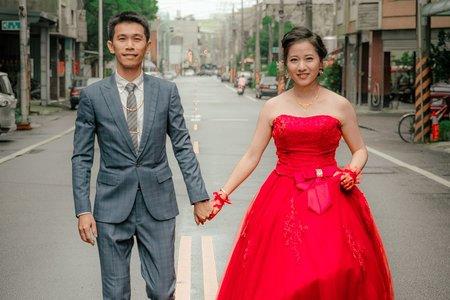 台南|婚禮紀錄 | 歸仁陳家宴會館
