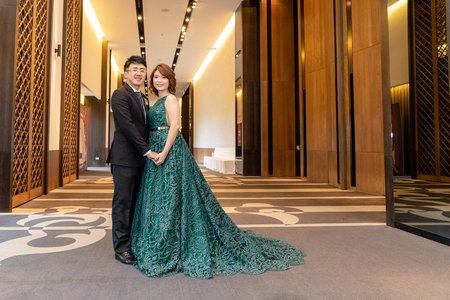 2019|婚禮紀錄 | 台南晶英酒店