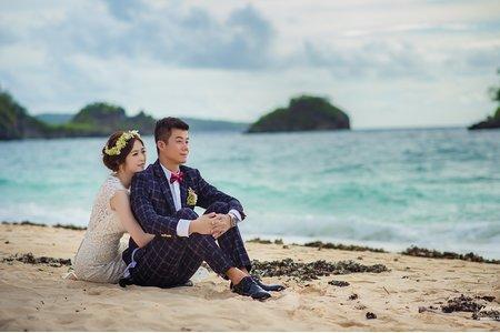長灘島海外婚紗