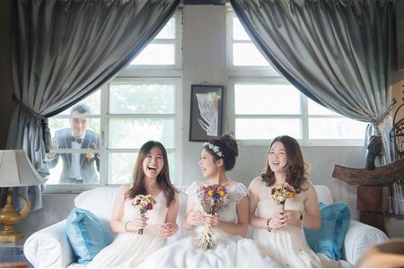 高雄戶外婚禮|白屋