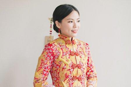 台南婚禮紀實 | 府城食府正宗台南料理