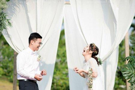 戶外婚禮|天使花園Angelgarden