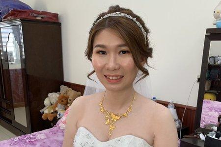 鳳伶結婚單妝