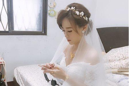 琬云結婚迎娶